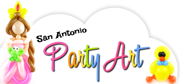 San Antonio Party Art logo